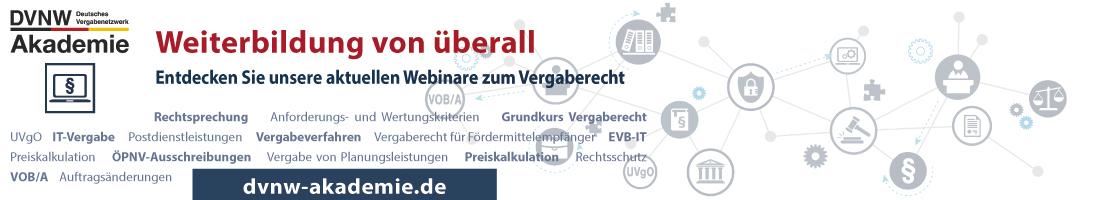 """Banner der Akademie zum Thema """"Weiterbildung von überall"""""""
