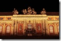 Marstall bei Nacht, Front (Filmmuseum Potsdam)