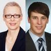 Aline Fritz und Tobias Sdunzig